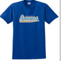 Brewers screen printed shirts custom brewers t shirt for T shirt printing chandler az