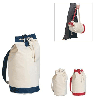 Canvas boater bag, Custom Canvas bag, beach bag, Canvas boat tote