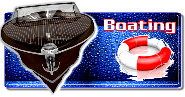 Boating, marine supplies, boating safety, boating accessories, boat accessories, flotation