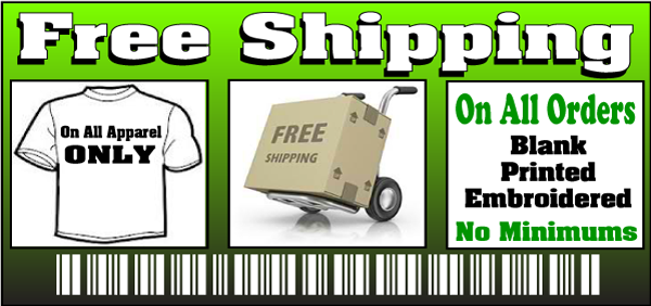 Free Shipping tshirts, t-shirts free shipping, Precision Graphics, Screen Printing Phoenix
