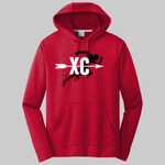 Cross Country Pullover Hooded Sweatshirt