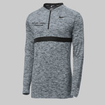 Ladies Nike Seamless 1/2 Zip Cover Up