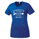 Mesquite Cross Country Ladies Performance Shirt