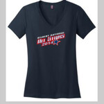 (Add Name & Number) All Stars Ladies V-Neck