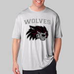 Wolves Football White Performance Shirt