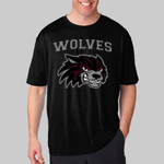 Wolves Football Black Performance Shirt