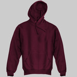 Wolves Football Maroon Sweatshirt