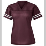 Wolves Football Maroon Replica Jersey