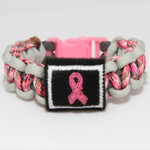 pink and camouflage Bracelet