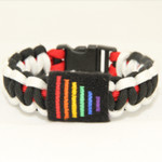 White-Black-Red (Rainbow)