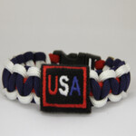 White-Navy-Red (USA)