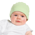 Infant Rib Knit Beanie