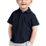 Silk Touch Toddler Sport Shirt
