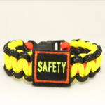 Black Relevctie-Yellow-Orange (Safety)