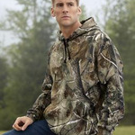 Russell Outdoors™ - Realtree Pullover Hooded Sweatshirt. S459R