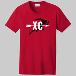 Cross Country Ladies 50/50 T-Shirt