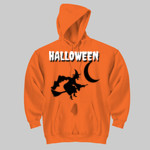 Halloween Orange Hoodies